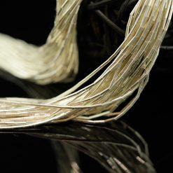 Colier multilant din argint  Produs