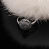 Inel din argint, cu marcasite  Produs
