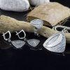 Set format din pandantiv si cercei din argint  Produs