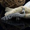 Brosa din argint cu marcasite si onix  Produs