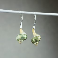Cercei melc cu argint